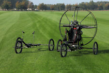 Airone SOLID PPG Trike, just add your Paramotor & Glider and roll into flight!