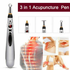 Electronic Pulse Analgesia Pen Body Pain Relief Acupuncture Point Massage Pen OZ