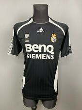REAL MADRID 2006 2007 AWAY SHIRT FOOTBALL SOCCER JERSEY ADIDAS ADULT SIZE M