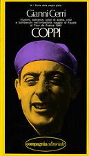 LIBRO BOOK N°4 LE STORIE DELLA MAGLIA GIALLA FAUSTO COPPI TOUR DE FRANCE 1949