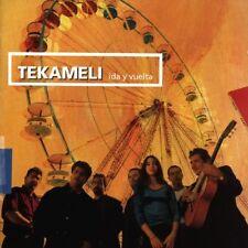 TEKAMELI - Ida Y Vuelta, Gypsy Flamenco, Rare, France import, NEW