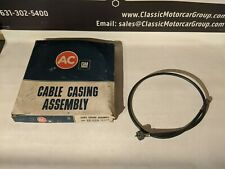 GM AC Delco Chevrolet GMC Pontiac Speedometer Cable Upper NOS Part # 6478170