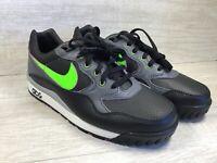 innovative design 12e86 b45e5 Nike Men s Air Wildwood ACG. Black Violet Grey Electric Green. AO3116