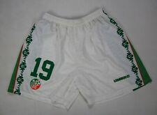 IRELAND WORN SHORTS 1996/1998 HOME FOOTBALL  UMBRO SIZE 97 cm / 38''