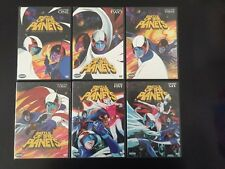 BATTLE OF THE PLANETS VOLUME ONE TO SIX DVD SET (6 DVDS)
