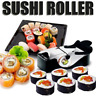 DIY Sushi Roller Cutter Machine Kitchen Gadgets Magic Maker Perfect Roll Tool