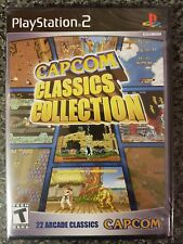 capcom classics collection - ps2 - (brand new & factory sealed)