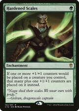 Hardened Scales MTG Commander 2016 Rare Green