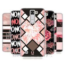 Cover e custodie neri modello Per LG K8 per cellulari e palmari motivo , stampa