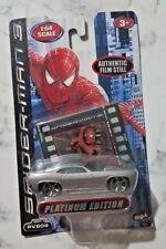 Spider-Man 3 Platinum Edition Die-Cast 1:64 Authentic Film Still 2007 PV808