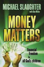 NEW Money Matters Participant's Guide: Financial Freedom for All God's Children
