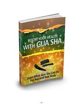 Mejore su salud con Gua Sha Ebook en CD
