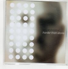 (FN621) City And Colour, Harder Than Stone - 2013 DJ CD