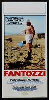 Plakat Fantozzi Paolo Dorf Luciano Salce Anna Mazzamauro Kino L119