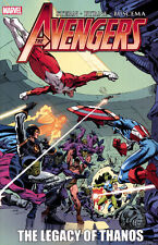 Avengers: The Legacy Of Thanos Tpb Marvel Comics #255-261, Fantastic Four Tp