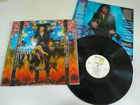 "Steve Vai Passion and Warfare 1990 UK Edition - LP Vinilo 12"" VG/G+"
