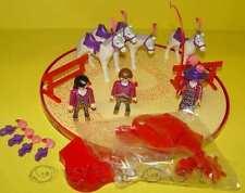 Playmobil #4234 Pferdedressur / mit Pferdedrehmanege
