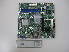 HP Desktop H-IG41-uATX LGA775 Motherboard 608883-002 w/ CPU