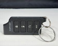 Clifford 7656X 1-Way 1/2 Mile Led Remote 3606X 3706X 3806X
