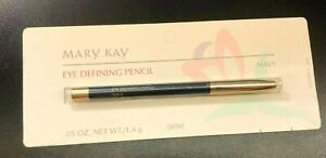 Mary Kay Eye Defining Pencil 0898 NAVY (BLUE) .05 oz. NEW IN PACKAGE