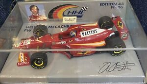 Minichamps 1/43 Scale, Williams Mecachrome 1998 FW20 HH Frentzen F1 Excellent