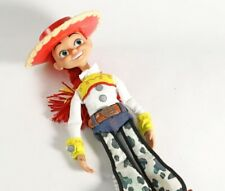 "free ship Toy Story Jessie Yodeling Cowgirl 15"" Pull String Talk Doll(90% new)"