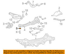 FORD OEM Rear-Trailing Control Arm Washer 6M8Z6C028AA