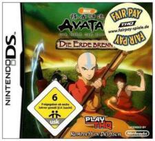 Avatar - Der Herr der Elemente: Die Erde brennt (Nintendo DS, 2009)