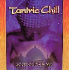 FREE US SHIP. on ANY 3+ CDs! ~Used,Good CD Soulfood & Jadoo: Tantric Chill