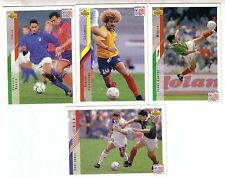 Upper Deck 1994 World Cup  Soccer Cards. 400+  Assorted Rare All-Spanish Edition
