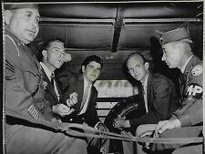 Former Prisoners Under Arrest Korea War Press Photo