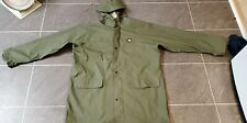 VTG HELLY HANSEN MEN'S RUBBER RAIN FISHERMAN LONG JACKET COAT