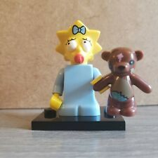 Lego The Simpsons Series 1- Maggie Collectible Minifigure 71005