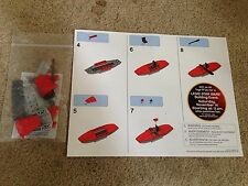 Lego City Toysrus Toys R Us Exclusive Red Kayak Bricktober Build 10/17/15