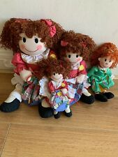 Rag Doll Soft Toy Bundle