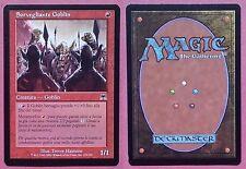 3x Sorvegliante Goblin - Magic MTG Assalto