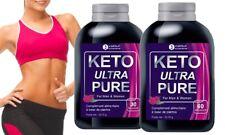 Keto Ultra Pure formule minceur très concentrée en Cétone de Framboise, Garcinia