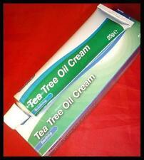 25g Australian Soothing Tea Tree Oil Cream Manuca Manuka Eczema Cold Sores