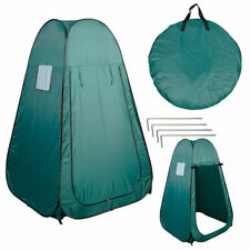 Portable Pop UP Fishing & Bathing Toilet Changing Tent Camping Room Green NEW
