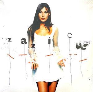 Zazie 2xLP Zen - Vinyles verts