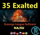35 x Exalted Orb Scourge League Softcore (Path of Exile POE) 35 ex EU/NA/UK