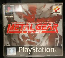 PS1 Game - Metal Gear Solid
