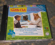 The Saddle Club: Jigsaws (PC, 2004) - MINT
