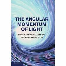The Angular Momentum of Light Hardcover Cambridge University Press 9781107006348