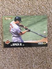 +++ CAL RIPKEN JR 1996 UPPER DECK AS BASEBALL CARD #1 - BALTIMORE ORIOLES +++