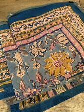 Vintage ANOKHI Bedspread & Cushion Cover Set