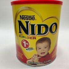 Nestle Nido Kinder 1+ powder Milk Beverage  1.76 lb 800g Healthy Growth