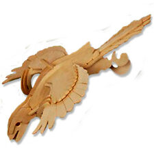 "3-D Wooden Puzzle - Small Archaeopteryx - Gift Item ""Brand New"""