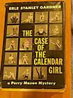 Erle Stanley Gardner-THE CASE OF THE CALENDAR GIRL-1958-1ST ED