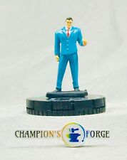 Heroclix Batman the Animated Series Harvey Dent #021 Uncommon w/ Card
